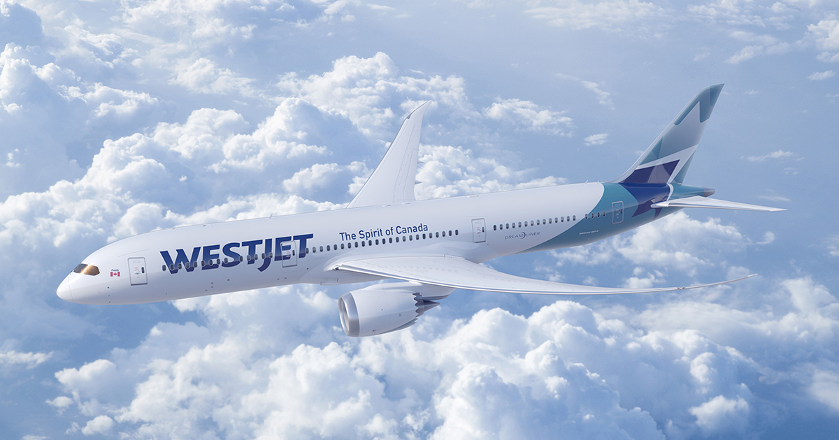 Email itinerary | WestJet official site