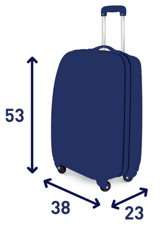 Checked and carry-on baggage FAQs | WestJet