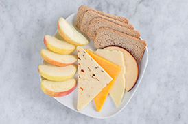 Deluxe Cheese Tray