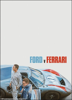 Ford contre Ferrari