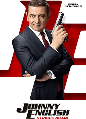 Johnny English Strikes Again*