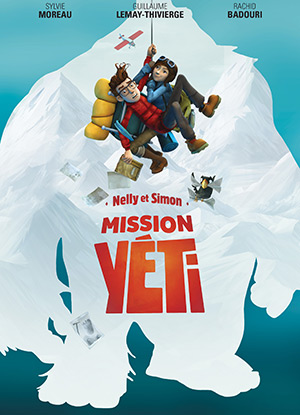 Nelly & Simon: Mission Yeti