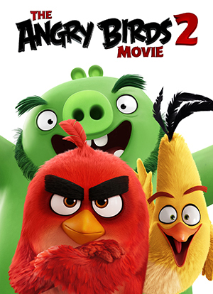 The Angry Birds Movie 2*