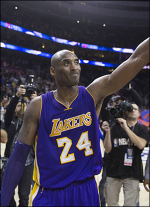 The All Star Interview - Kobe Bryant