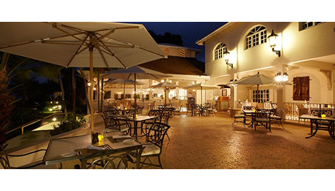 The Palm Restaurant - Evening