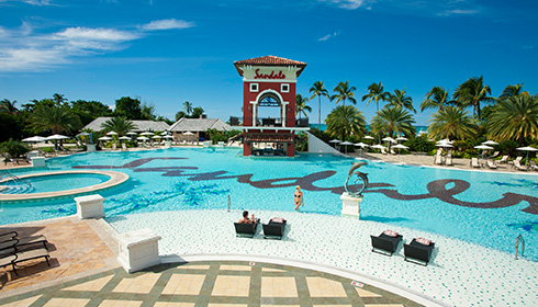 Showing Sandals Grande Antigua Resort & Spa feature image