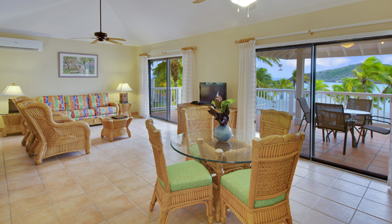 Showing slide 4 of 7 in image gallery showcasing 2 Bedroom Villa