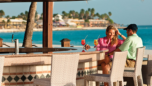 Divi Aruba All Inclusive - services - The Pelican Terrace