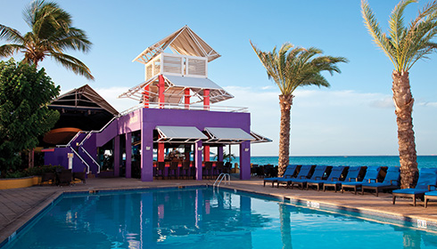 Tamarijn Aruba All Inclusive - services - Coconuts Bar & Pool