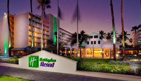 hotel for holiday