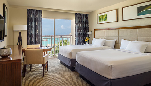 Image showcasing Ocean/Island View Room