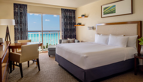 Image showcasing Ocean/Pool View Room