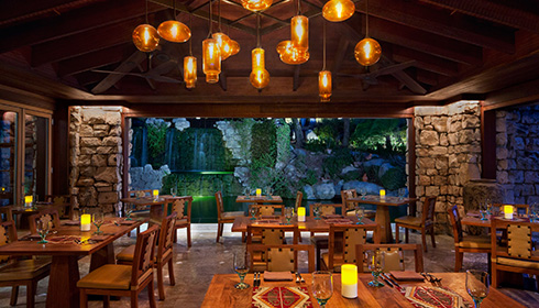 Mexicado Terrace Dining