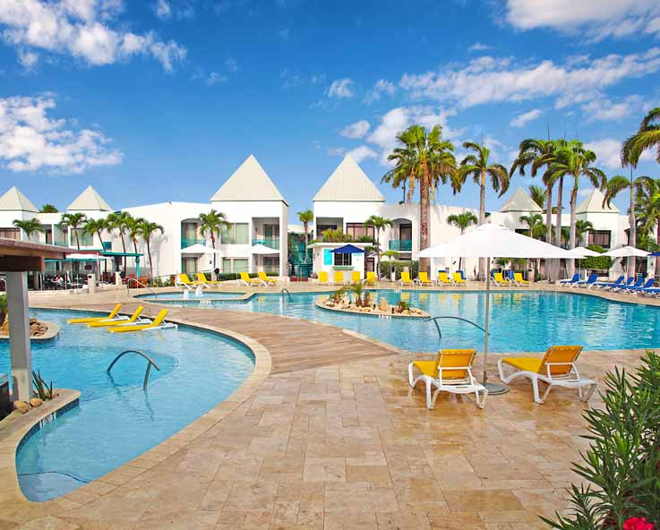Showing The Mill Resort & Suites Aruba feature image