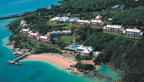 Showing Grotto Bay Beach Resort feature image
