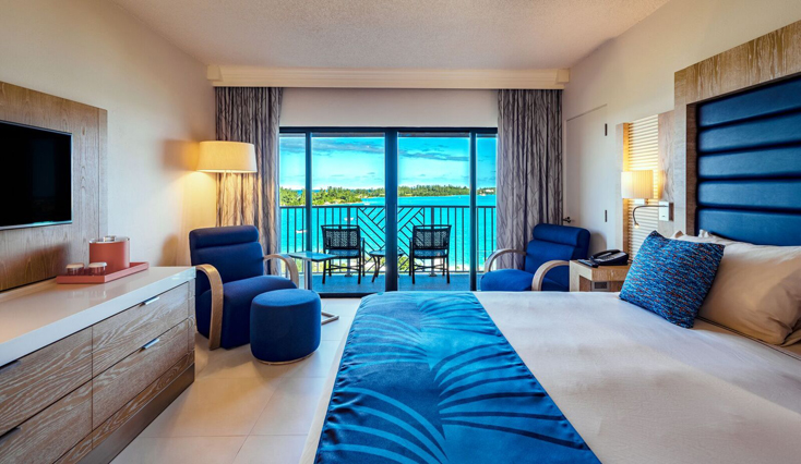 Image showcasing Ocean View Superior Room