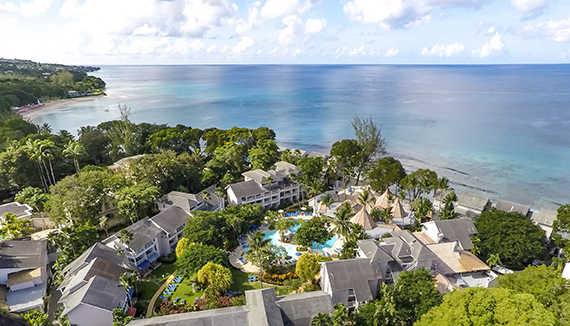 Showing The Club, Barbados Resort & Spa feature image