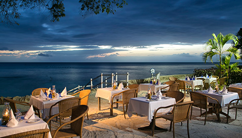Sunset Restaurant  Beach Dining