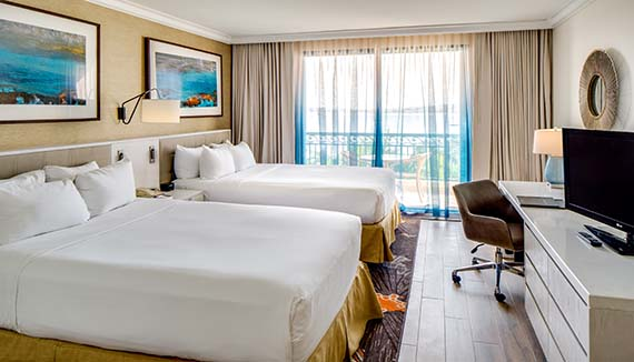 Image showcasing Bay View Room