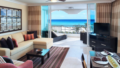 Ocean Two Hotel and Residences - Rooms - Beachfront Room