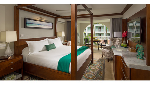 Chambre Grand Luxe Caribbean - GL