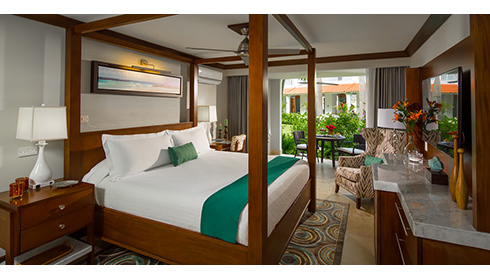 Caribbean Village Honeymoon Premium - HPR