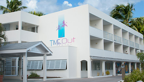 Barbados - Time Out Hotel