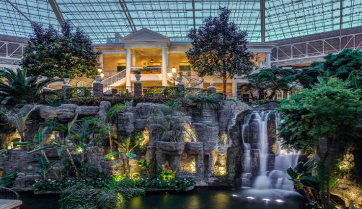 Showing slide 5 of 7 in image gallery for Gaylord Opryland Resort and Convention Center