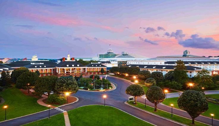 Showing Gaylord Opryland Resort and Convention Center  feature image