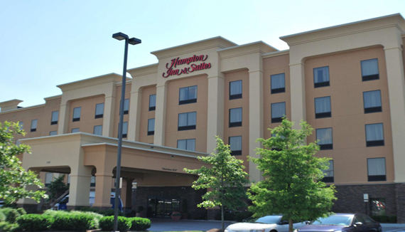 Showing Hampton Inn and Suites Opryland feature image
