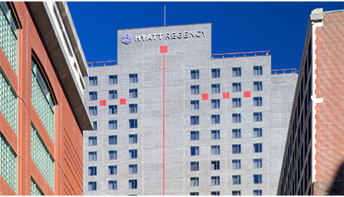 Showing Hyatt Regency Boston feature image