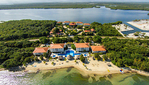 Showing Belize Ocean Club Resort feature image