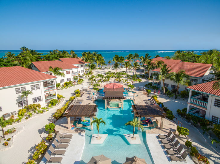 Showing Belizean Shores Resort feature image