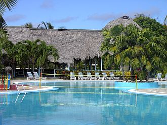 Showing slide 1 of 5 in image gallery for Hotel Colonial Cayo Coco