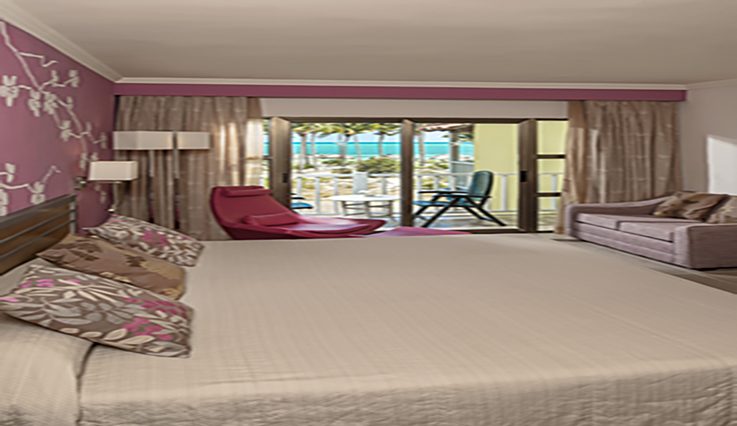 Image showcasing Double Beach Room