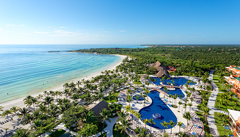 Showing Barceló Maya Beach Resort feature image