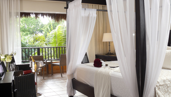 Image showcasing Priviledged Honeymoon Room