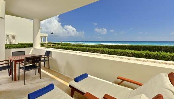 Showing slide 2 of 2 in image gallery showcasing Ocean Front Villa
