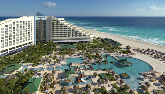 Showing Iberostar Selection Cancun feature image