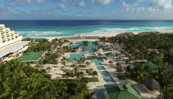 Showing slide 1 of 11 in image gallery for Iberostar Cancun