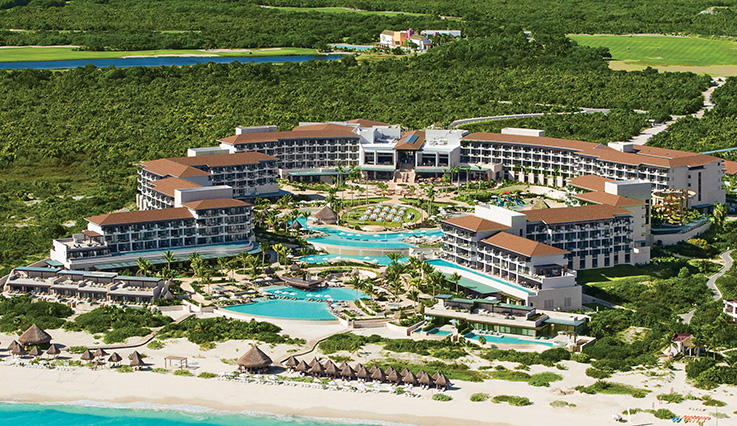 Showing Dreams Playa Mujeres Golf & Spa Resort feature image