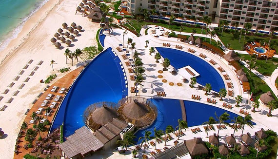 Image 1 de 18, de la gallerie de photos de l'hotel Dreams Riviera Cancun Resort & Spa