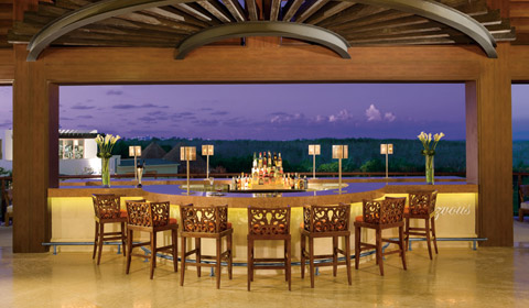 Dreams Riviera Cancun - services - RendezVous Bar