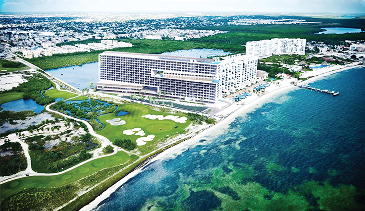 Dreams Vista Cancun Resort & Spa