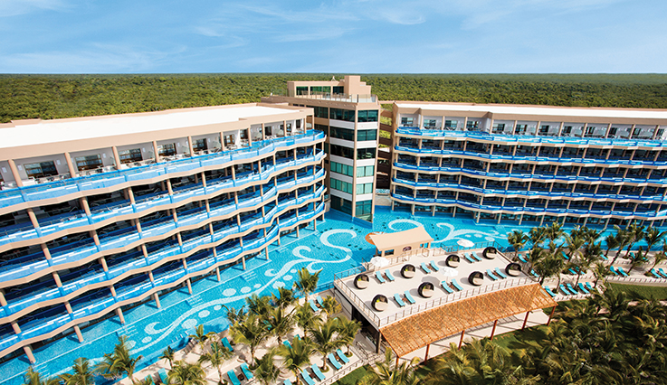 El Dorado Seaside Suites Infinity