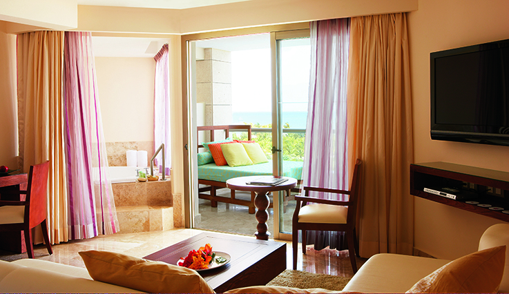 Image showcasing Excellence Club Junior Suite Ocean View