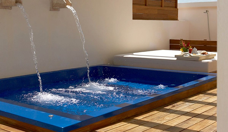 Image showcasing Terrace Suite with Plunge Pool