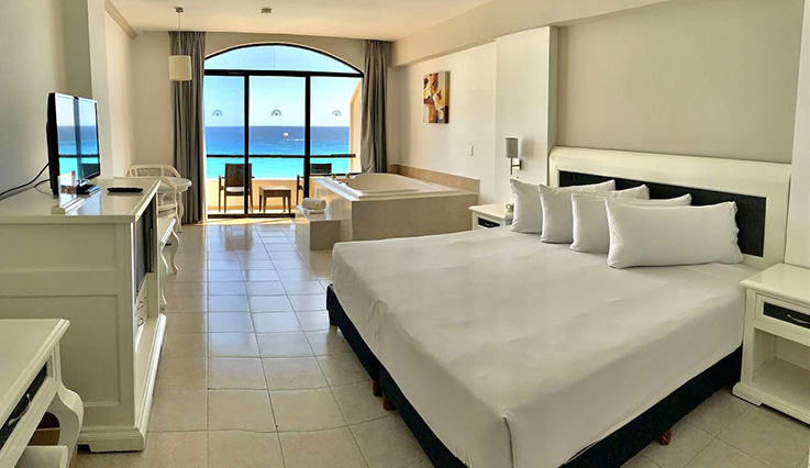 Image showcasing Club Room Ocean View
