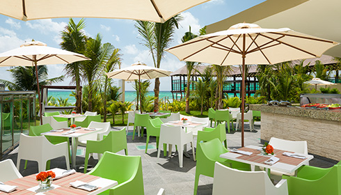 Palms Gourmet Terrace