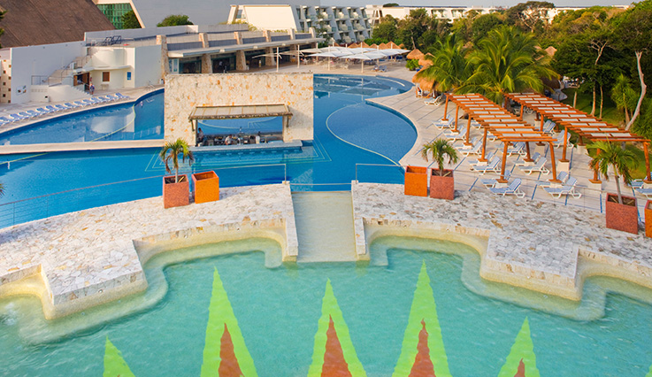 Showing Grand Sirenis Riviera Maya Hotel and Spa feature image